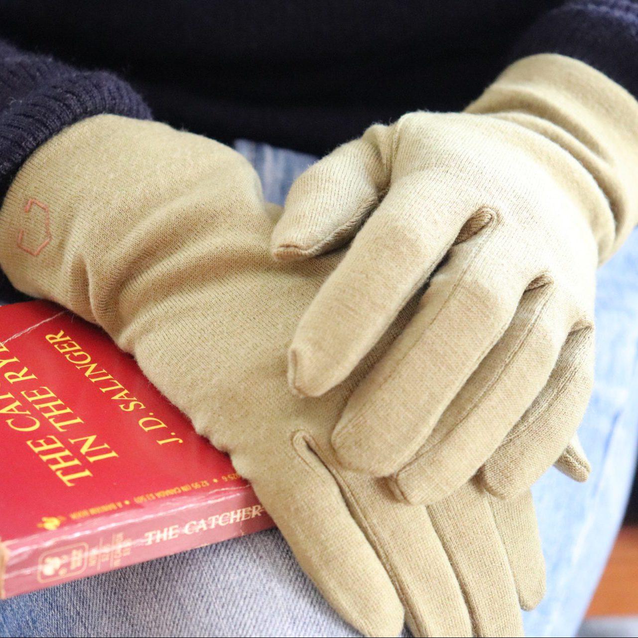 【佩の手袋】お客様の声